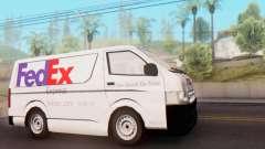 Toyota Hiace FedEx Cargo Van 2006