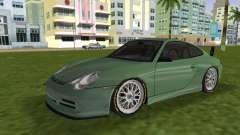 Porsche GT3 Cup 996 para GTA Vice City