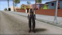 Final Fantasy XIII - Lightning Lowpoly