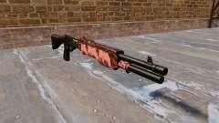 Ружье Franchi SPAS-12 de tigre Rojo para GTA 4