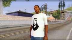 Axl Rose T-Shirt Mod para GTA San Andreas