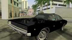 Dodge Charger RT 426 1968 para GTA Vice City