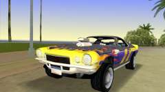 Chevrolet Camaro 1970 para GTA Vice City