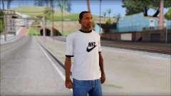 Nike Shirt para GTA San Andreas