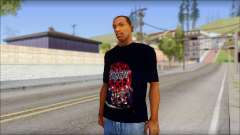 SlipKnoT T-Shirt v3 para GTA San Andreas