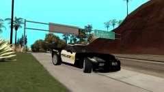 Chevrolet Corvette Z06 Los Santos Sheriff Dept para GTA San Andreas