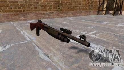 Ружье Benelli M3 Super 90 arte de la guerra para GTA 4