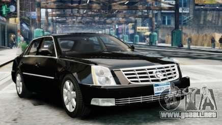 Cadillac DTS 2006 v1.0 para GTA 4