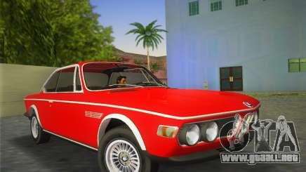 BMW 3.0 CSL 1971 para GTA Vice City