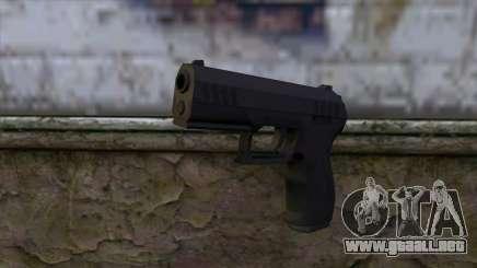 Combat Pistol from GTA 5 para GTA San Andreas