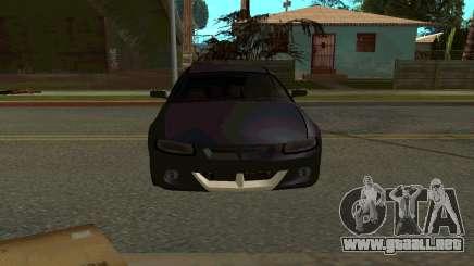 HSV VT GTS para GTA San Andreas