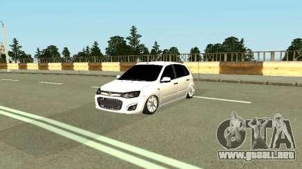 Lada Kalina 2 para GTA San Andreas