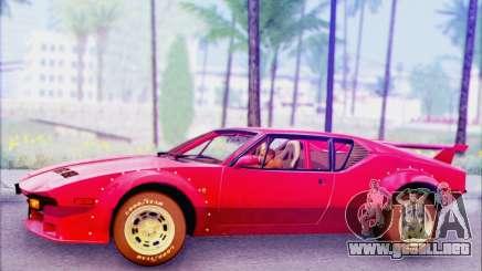 De Tomaso Pantera para GTA San Andreas