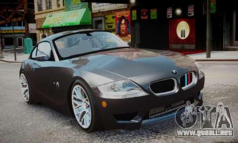 BMW Z4M para GTA 4