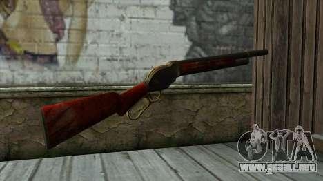 M1887 from PointBlank v3 para GTA San Andreas segunda pantalla