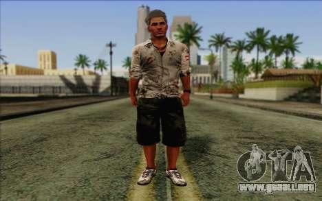 Keith Ramsey v2 para GTA San Andreas