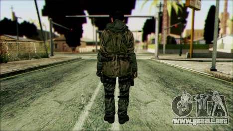 Fighter (PLA) v2 para GTA San Andreas segunda pantalla