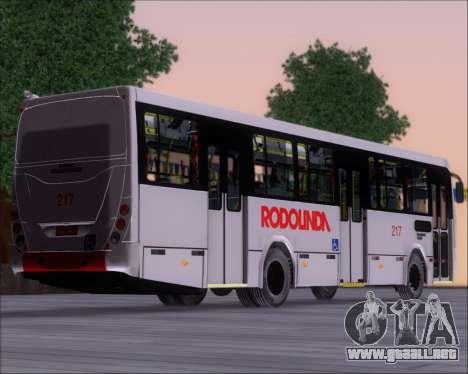 Marcopolo Torino G7 2007 - Volksbus 17-230 EOD para la visión correcta GTA San Andreas