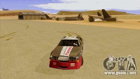 Bright ENB Series v0.1b By McSila para GTA San Andreas segunda pantalla
