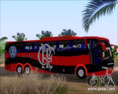 Busscar Elegance 360 C.R.F Flamengo para el motor de GTA San Andreas