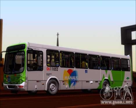 Marcopolo Torino 2007 - Volksbus 17-230 EOD para la vista superior GTA San Andreas