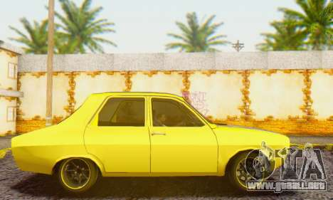Dacia 1300 Old School para GTA San Andreas left
