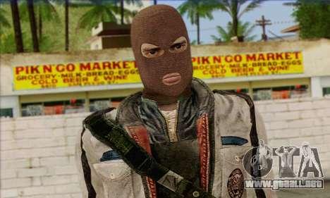Arctic Avenger (Tactical Intervention) v2 para GTA San Andreas tercera pantalla