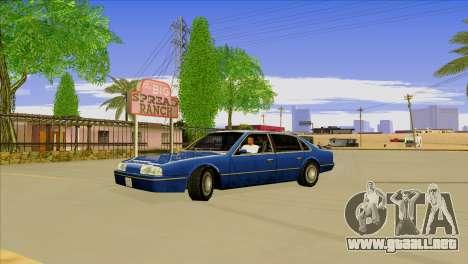 Bright ENB Series v0.1b By McSila para GTA San Andreas tercera pantalla