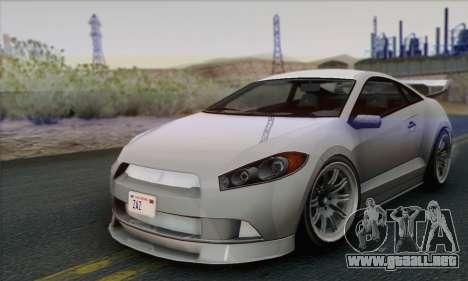 Maibatsu Penumbra 1.0 (HQLM) para la visión correcta GTA San Andreas