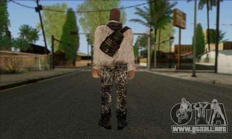 Arctic Avenger (Tactical Intervention) v2 para GTA San Andreas segunda pantalla
