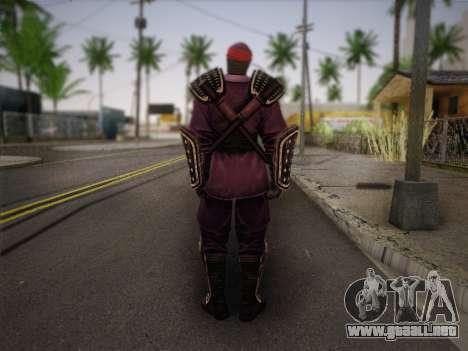 Foot Soldier Elite v2 para GTA San Andreas segunda pantalla