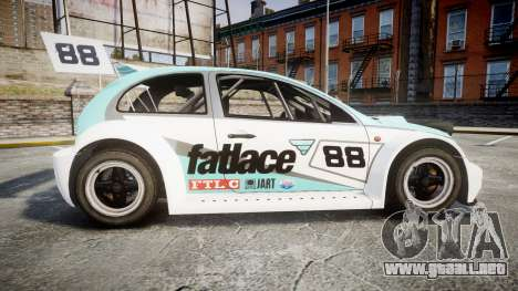 Zenden Cup Fat Lace para GTA 4 left