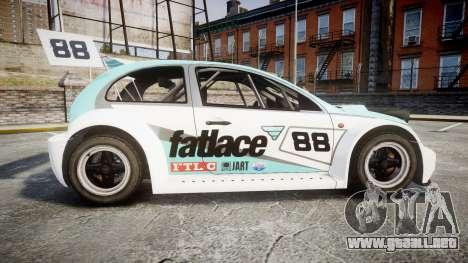 Zenden Cup Fat Lace para GTA 4 left