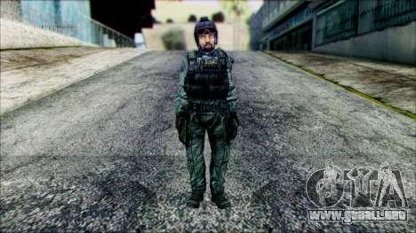 Fighter (PLA) v4 para GTA San Andreas