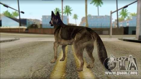 Dog Skin v1 para GTA San Andreas segunda pantalla