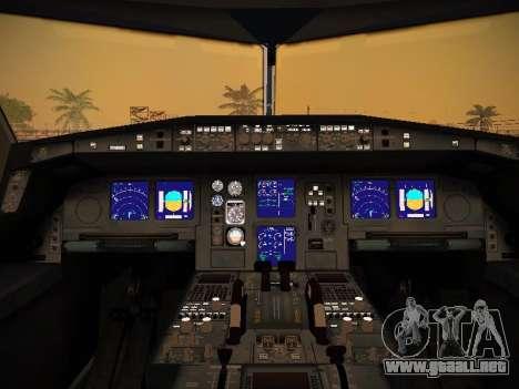 Airbus A340-600 Virgin Atlantic New Livery para las ruedas de GTA San Andreas