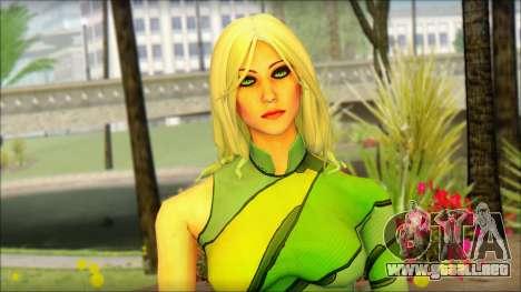 Vertigo Deadpool The Game Cable para GTA San Andreas tercera pantalla