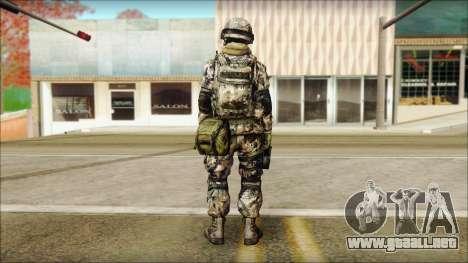 STG from PLA v3 para GTA San Andreas segunda pantalla