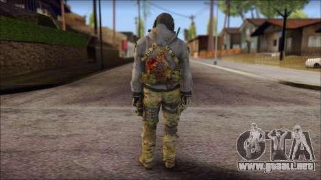 Australia TD para GTA San Andreas segunda pantalla