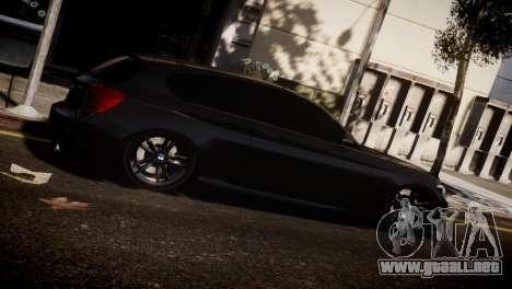 BMW 135i para GTA 4 visión correcta