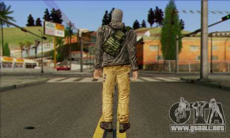 Arctic Avenger (Tactical Intervention) v1 para GTA San Andreas segunda pantalla