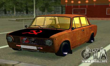 VAZ 2101 Rat-look para GTA San Andreas