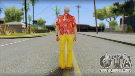 Doc with No Glasses 2015 para GTA San Andreas segunda pantalla