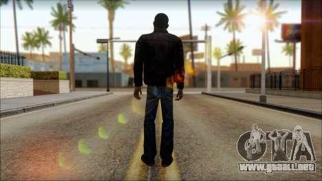 Lee Everett para GTA San Andreas segunda pantalla