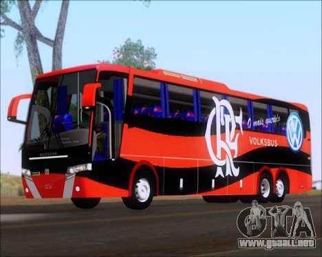 Busscar Elegance 360 C.R.F Flamengo para GTA San Andreas