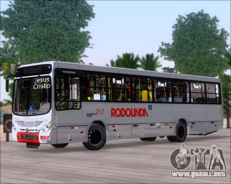 Marcopolo Torino G7 2007 - Volksbus 17-230 EOD para GTA San Andreas left