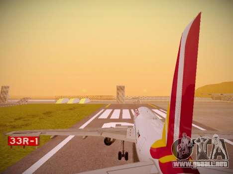 Airbus A319-132 Germanwings para el motor de GTA San Andreas