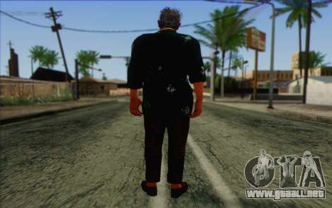 El Dr. Alec Earnhardt para GTA San Andreas segunda pantalla