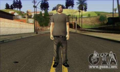 Transeúnte (PERSONAL) para GTA San Andreas