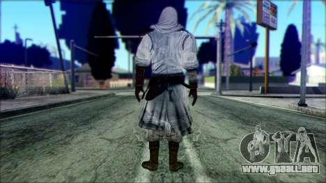 Sentinel from Assassins Creed para GTA San Andreas segunda pantalla